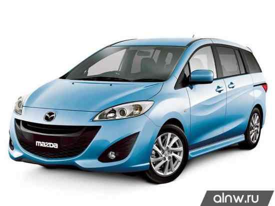 Mazda Premacy III (CW) Компактвэн