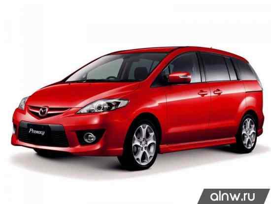 Руководство по ремонту Mazda Premacy II (CR) Компактвэн