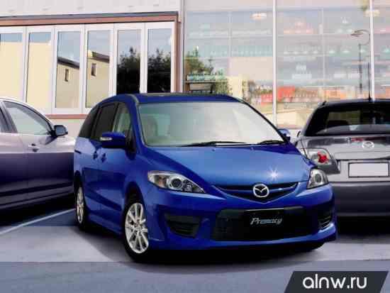 Каталог запасных частей Mazda Premacy II (CR) Компактвэн