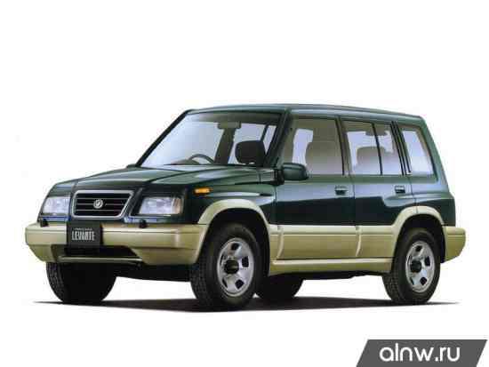 Mazda Proceed Levante I Внедорожник 5 дв.