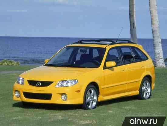 Mazda Protege III (BJ) Универсал 5 дв.
