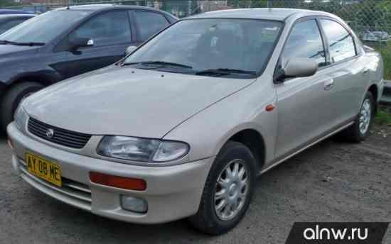 Mazda Protege II (BH) Седан