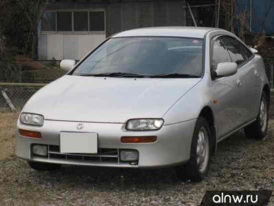 Руководство по ремонту Mazda Protege II (BH) Хэтчбек 5 дв.