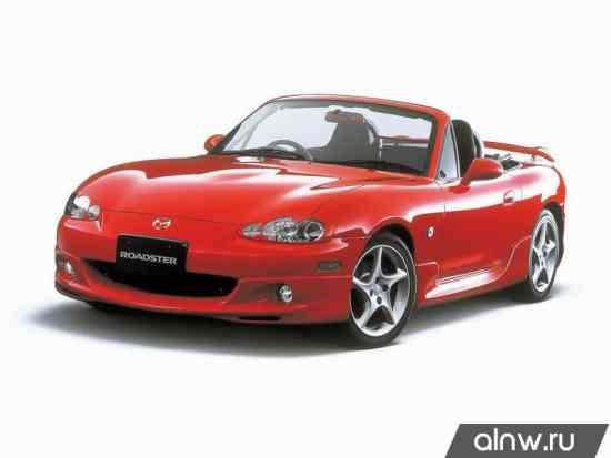 Mazda Roadster II (NB) Купе