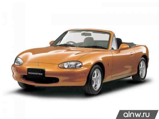 Каталог запасных частей Mazda Roadster II (NB) Купе