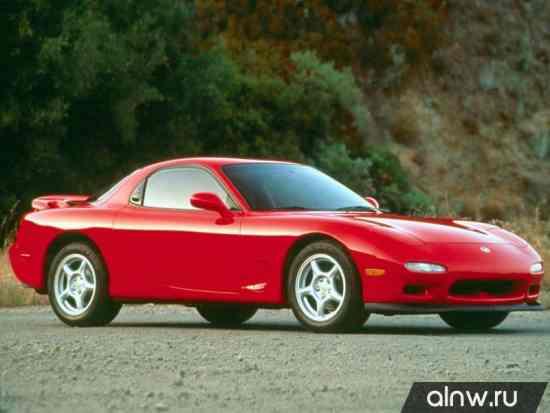 Инструкция по эксплуатации Mazda RX-7 III (FD) Купе