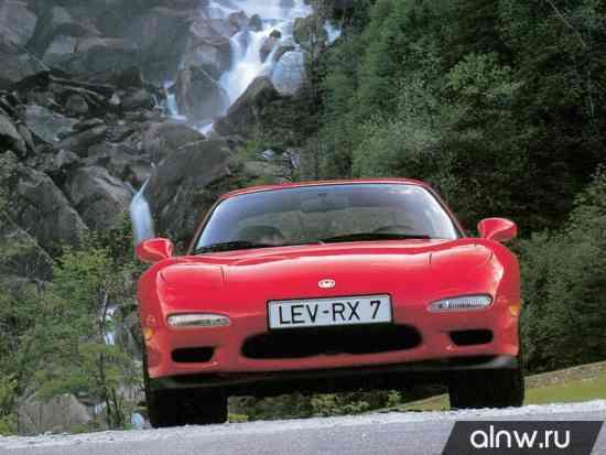 Каталог запасных частей Mazda RX-7 III (FD) Купе