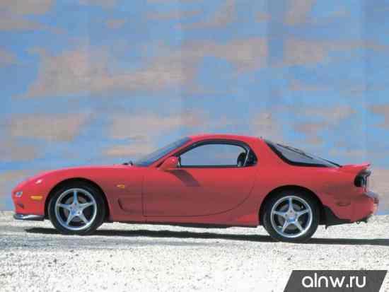 Программа диагностики Mazda RX-7 III (FD) Купе