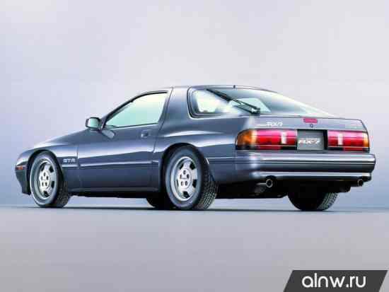 Каталог запасных частей Mazda RX-7 II (FC) Купе