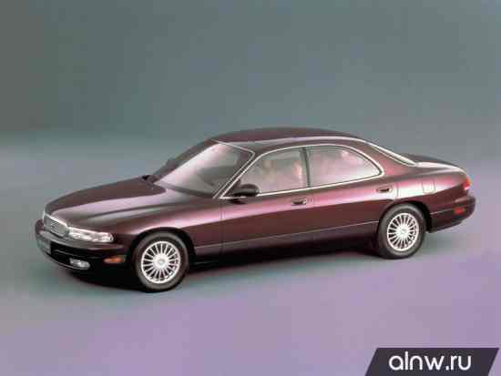 Mazda Sentia I (HD) Седан