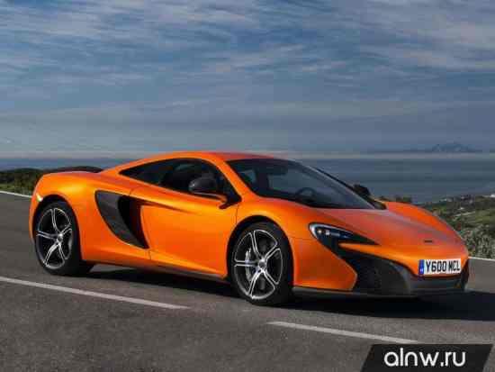 McLaren 650S  Купе