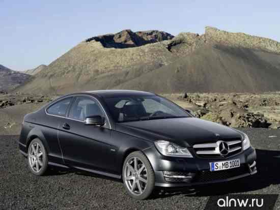 Mercedes-Benz C-klasse III (W204) Рестайлинг Купе