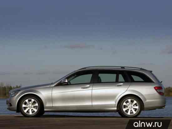 Программа диагностики Mercedes-Benz C-klasse III (W204) Универсал 5 дв.