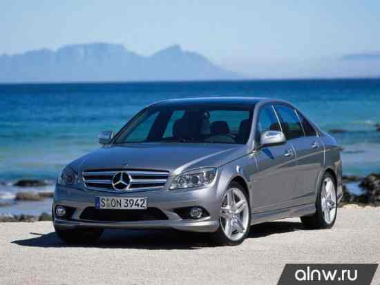 Mercedes-Benz C-klasse III (W204) Седан
