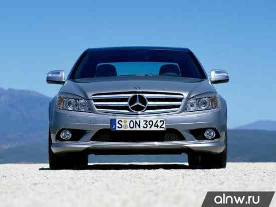 Инструкция по эксплуатации Mercedes-Benz C-klasse III (W204) Седан
