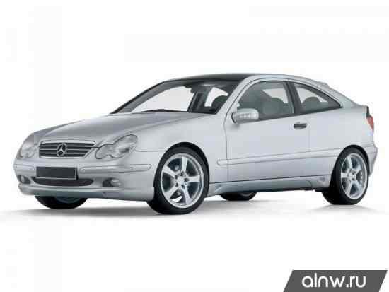 Mercedes-Benz C-klasse II (W203) Купе