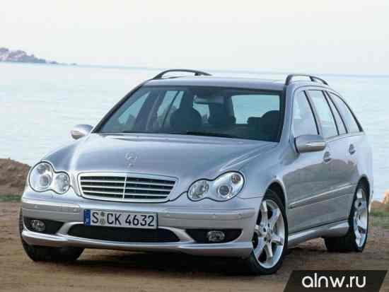 Mercedes-Benz C-klasse II (W203) Универсал 5 дв.