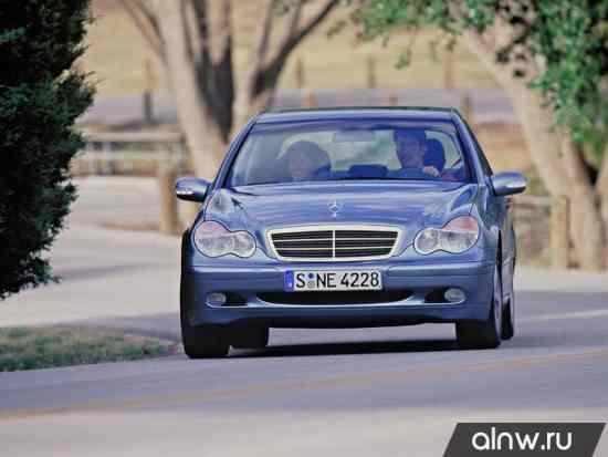Инструкция по эксплуатации Mercedes-Benz C-klasse II (W203) Седан