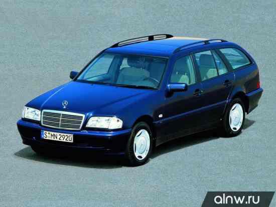 Mercedes-Benz C-klasse I (W202) Универсал 5 дв.