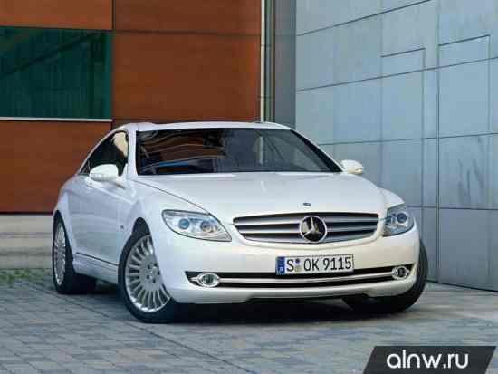 Mercedes-Benz CL-klasse III (C216) Купе