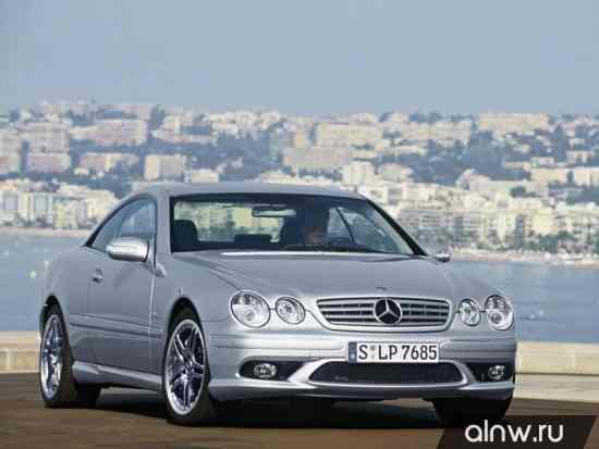 Mercedes-Benz CL-klasse II (C215) Купе