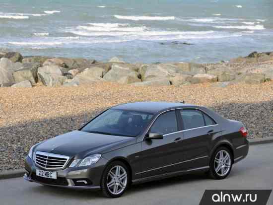 Каталог запасных частей Mercedes-Benz E-klasse IV (W212, S212, C207) Седан