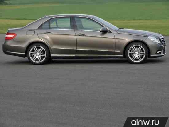 Программа диагностики Mercedes-Benz E-klasse IV (W212, S212, C207) Седан