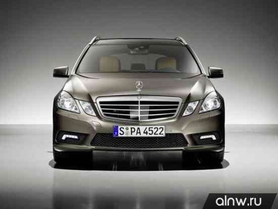 Инструкция по эксплуатации Mercedes-Benz E-klasse IV (W212, S212, C207) Универсал 5 дв.