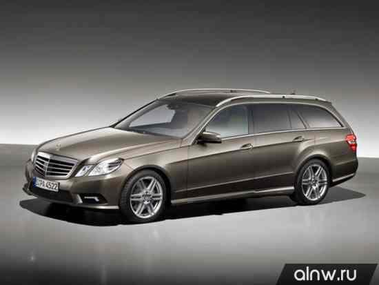 Каталог запасных частей Mercedes-Benz E-klasse IV (W212, S212, C207) Универсал 5 дв.