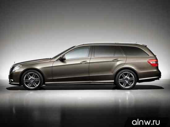 Программа диагностики Mercedes-Benz E-klasse IV (W212, S212, C207) Универсал 5 дв.