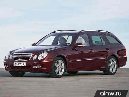 Руководство по ремонту Mercedes-Benz E-klasse III (W211, S211) Универсал 5 дв.