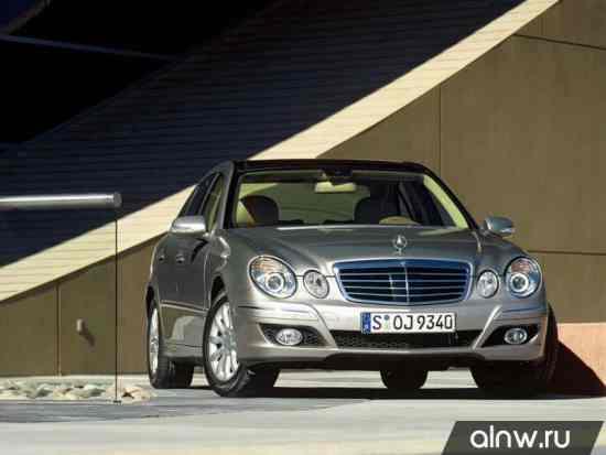 Mercedes-Benz E-klasse III (W211, S211) Седан