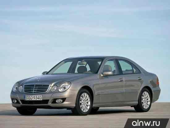Каталог запасных частей Mercedes-Benz E-klasse III (W211, S211) Седан