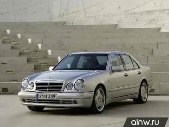 Mercedes-Benz E-klasse II (W210, S210) Седан