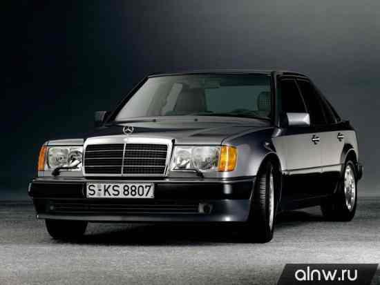 Руководство по ремонту Mercedes-Benz E-klasse I (W124) Седан