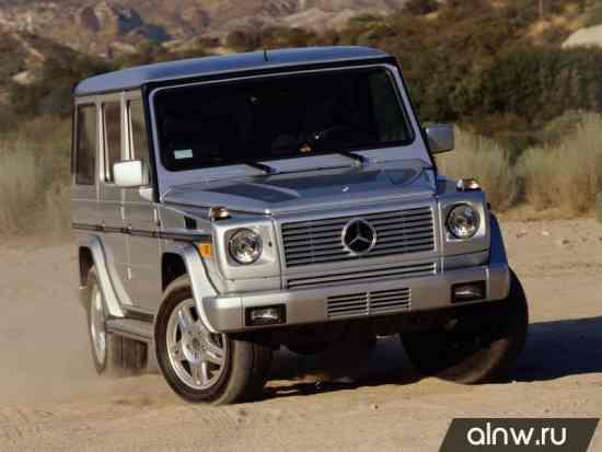 Mercedes-Benz G-klasse II (W463) Внедорожник 5 дв.