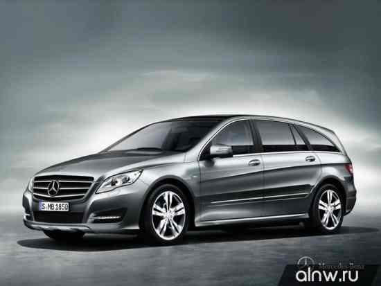 Mercedes-Benz R-klasse I Рестайлинг Минивэн