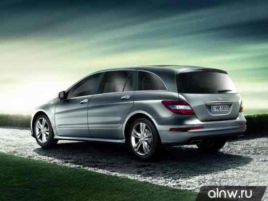 Каталог запасных частей Mercedes-Benz R-klasse I Рестайлинг Минивэн