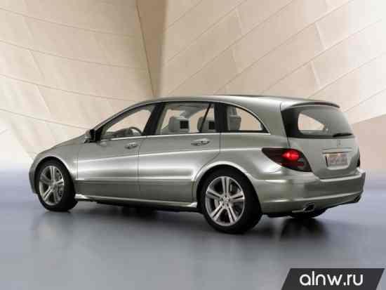 Каталог запасных частей Mercedes-Benz R-klasse I Минивэн