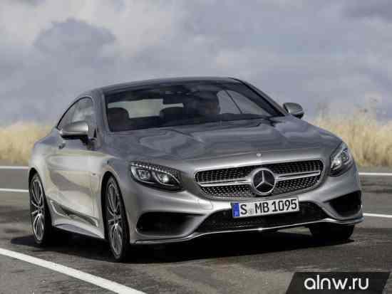 Программа диагностики Mercedes-Benz S-klasse VI (W222, C217) Купе