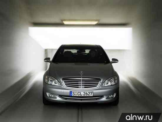 Инструкция по эксплуатации Mercedes-Benz S-klasse V (W221) Седан