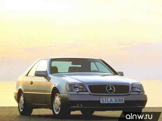 Mercedes-Benz S-klasse III (W140) Купе