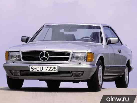 Mercedes-Benz S-klasse II (W126) Купе
