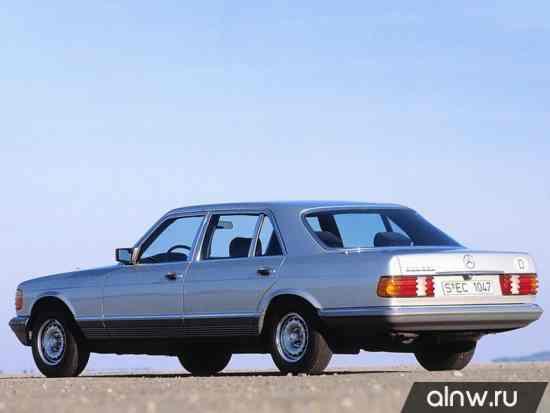 Программа диагностики Mercedes-Benz S-klasse II (W126) Седан