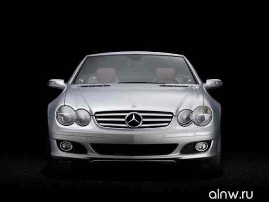 Инструкция по эксплуатации Mercedes-Benz SL-klasse V (R230) Родстер