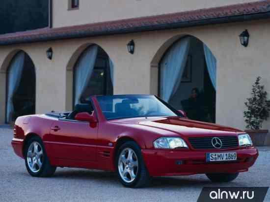 Mercedes-Benz SL-klasse IV (R129) Родстер