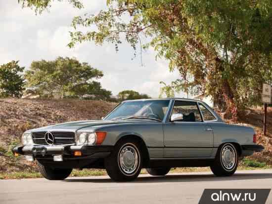 Mercedes-Benz SL-klasse III (R107) Купе