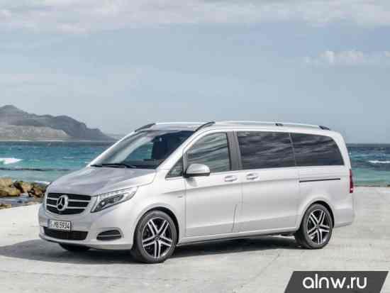 Mercedes-Benz V-classe II Минивэн