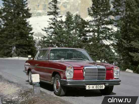 Руководство по ремонту Mercedes-Benz W114  Купе