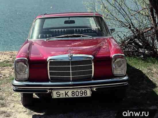 Инструкция по эксплуатации Mercedes-Benz W114  Купе